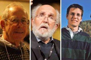 Nobel de Física para astrofísicos por sus trabajos sobre la evolución del universo