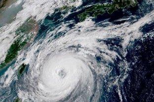 El tifón Hagibis amenaza Japón y al Mundial de Rugby