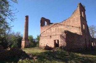 """La historia de un molino """"fantasma"""", en el corazón productivo de la provincia"""
