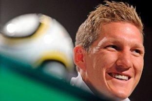 El alemán Schweinsteiger anunció su retiro del fútbol