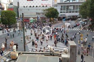 Diario de viaje: Shibuya, gente por todos lados