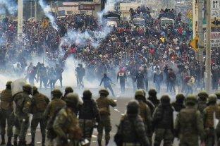Ecuador: Moreno se exhibe al mando en Guayaquil mientras en Quito se potencia la protesta contra el ajuste