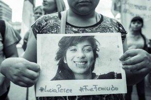 Lucía Pérez: sus padres exigieron justicia en los tribunales de La Plata