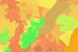 Las zonas con mejor y peor calidad de vida de Santa Fe