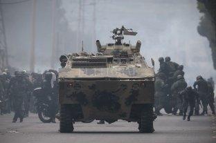 Al menos dos los muertos por las protestas contra el gobierno en Ecuador