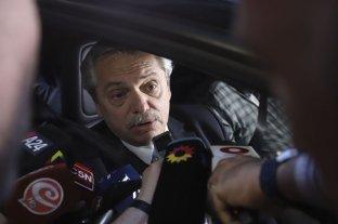 """Alberto Fernández dijo que Cristóbal López y De Sousa """"nunca debieron haber estado detenidos"""""""