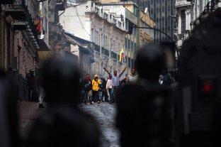 Cuatro claves para entender las masivas protestas contra el gobierno en Ecuador