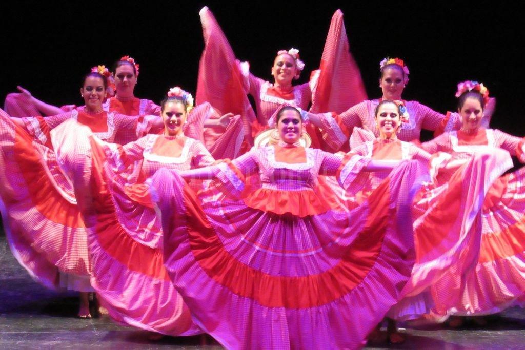 En los últimos 28 años, Yapeyú ha difundido el folclore argentino y latinoamericano.  Crédito: Gentileza producción