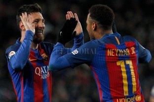 """Messi: """"Pensé que el Real Madrid se lo llevaba a Neymar"""""""