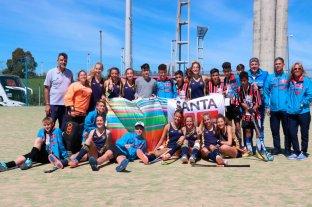Santa Fe lleva 16 medallas en los Juegos Nacionales Evita