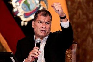Ecuador: Correa pide que se anticipen las elecciones