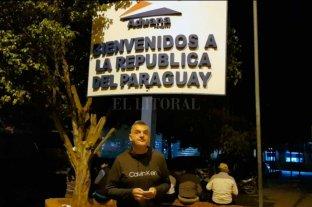Paso a paso: así es el cruce fronterizo en Clorinda, entre Argentina y Paraguay