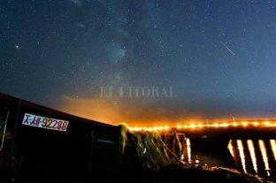 La lluvia de meteoritos Táuridas Sur podrá verse en Argentna