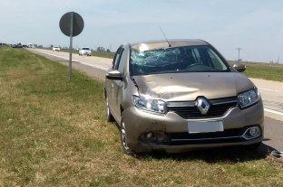 Murió un ciclista atropellado en la Ruta 19
