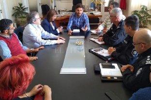Reunión con Pullaro: un encuentro catártico y de compromisos