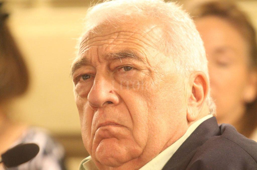 Senador provincial Osvaldo Sosa (PJ-Vera)  Crédito: Archivo El Litoral
