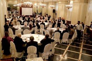 Referentes del sector agroindustrial se reunieron en la Bolsa de Comercio de Rosario