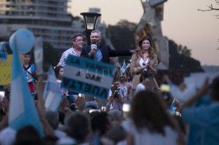 """Macri: """"No hay disculpa para quienes venden droga"""""""