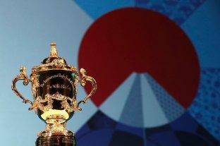 Cancelaron dos partidos del Mundial de rugby por el tifón Hagibis en Japón