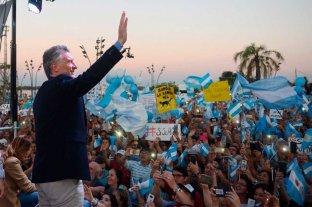 "Macri sigue la marcha del ""Si, se puede"" a Salta"