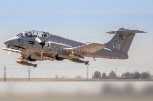Adiós a una leyenda de Malvinas: pasaron a retiro al IA-58 Pucará