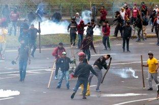 Ecuador: Confirmaron la muerte de un manifestante