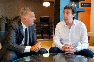 """Darrás sobre entradas de la Final Única que jugará Colón: """"No hay más"""""""