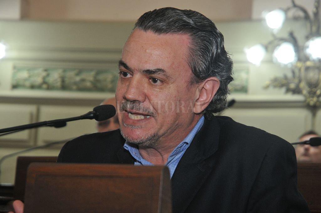 Rubén Galassi. <strong>Foto:</strong> Archivo El Litoral / Luis Cetraro