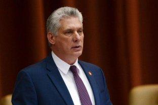 Miguel Díaz-Canel fue elegido presidente de la República de Cuba