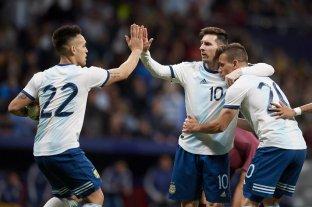 Schneider es el nuevo sponsor de la Selección Argentina