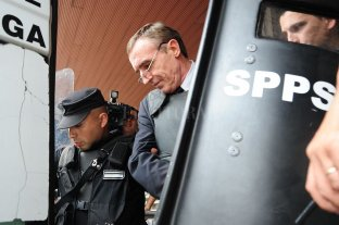 Volvió a prisión el ex jefe policial Hugo Tognoli