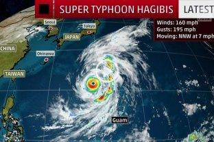 Qué diferencia a un tifón de un huracán y un ciclón