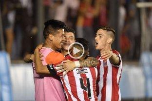Estudiantes de La Plata eliminó a su homónimo de San Luis por la Copa Argentina