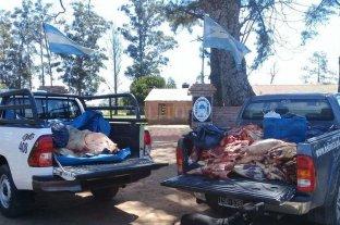 Confiscaron una tonelada de carne no apta para consumo humano en Misiones