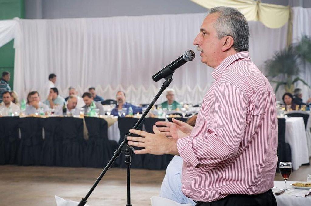 Hugo Passalacqua, gobernador de Misiones. <strong>Foto:</strong> @passalacquaok