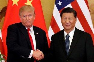 Trump anunció un principio de acuerdo para poner fin a la guerra comercial con China