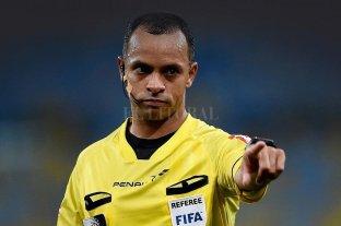El brasileño Sampaio será el árbitro del Boca-River que se jugará en la Bombonera