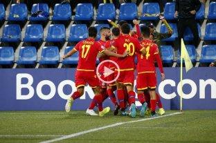 Histórico: una selección europea cortó una racha de 56 derrotas seguidas