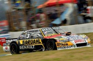 Ardusso concretó el tiempo más veloz en los ensayos del TC en San Nicolás