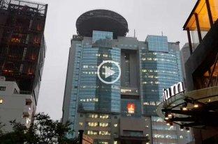 Tokio se prepara para recibir al tifón Hagibis