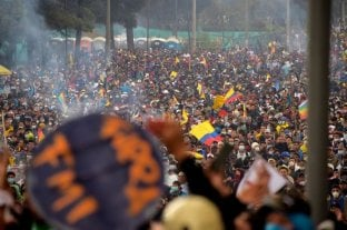 Crisis en Ecuador: Moreno ordenó la militarización de Quito y el toque de queda -  -