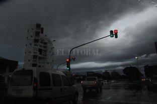 Renuevan un alerta por tormentas fuertes
