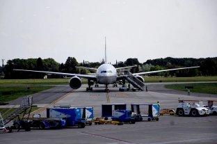 Comenzaban a normalizarse los vuelos en Ezeiza y Aeroparque