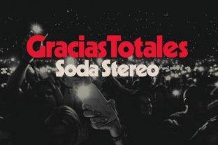 """Agregaron otra función para la """"vuelta"""" de Soda Stereo"""
