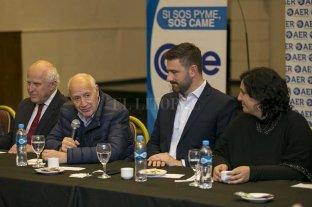 """Enrique Estévez: """"Lavagna sube en las encuestas porque somos la única opción real a los K"""""""