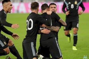 Argentina enfrenta a Ecuador