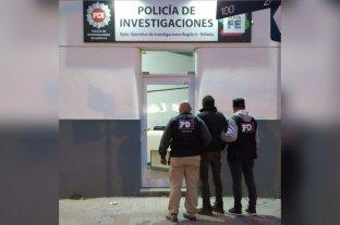 Detuvieron al autor de un homicidio en Rafaela -  -
