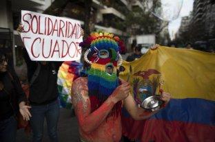 Preocupación por Ecuador y respaldo a Moreno de los países del Mercosur -  -