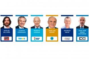 Las propuestas de los candidatos a horas del Debate Presidencial -