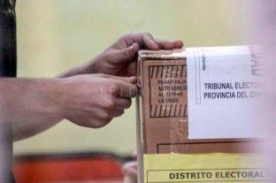 """Elecciones en Chaco: la participación """"fue superior al 72 por ciento"""" -  -"""